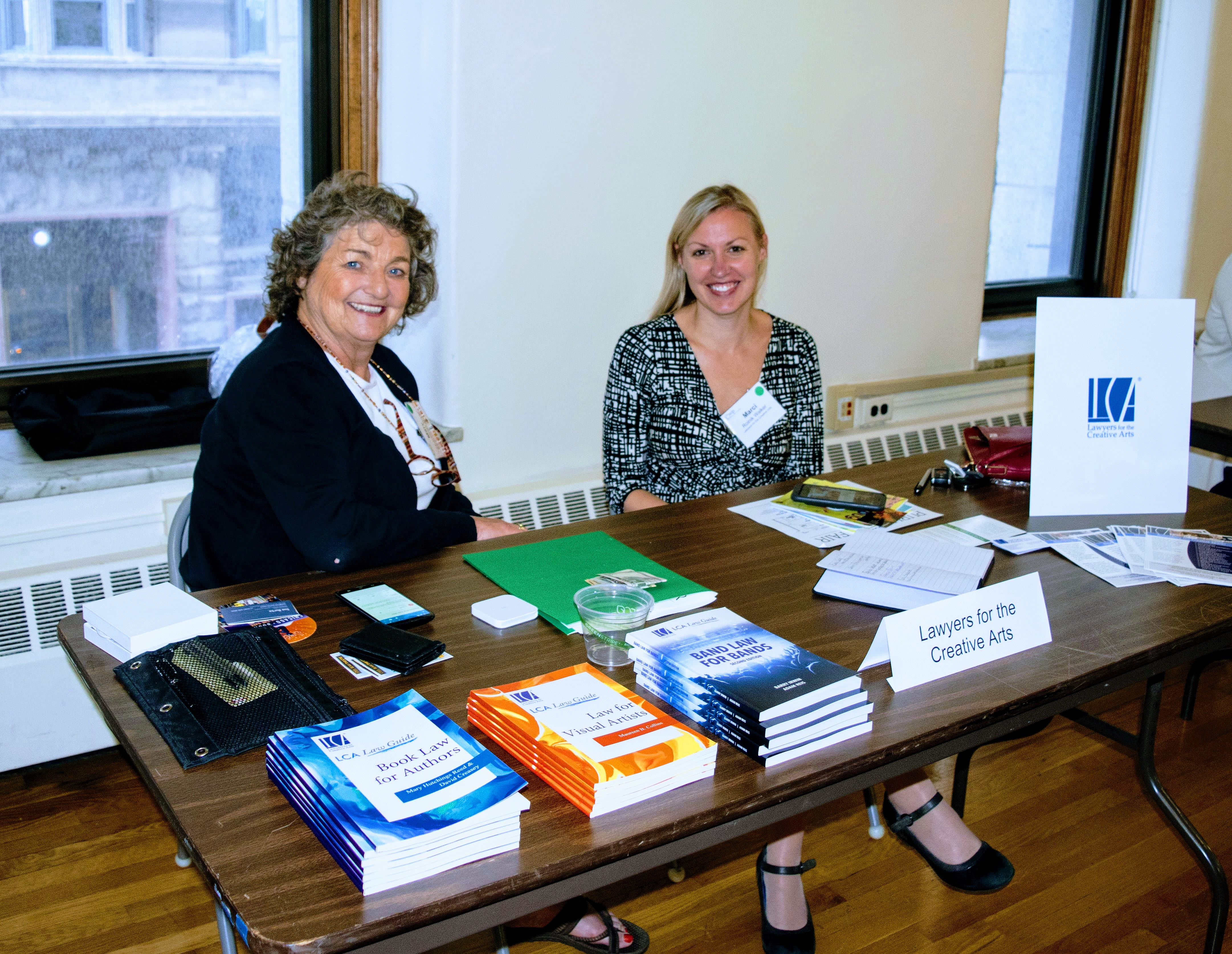 Read Marci Rolnik Walker's thoughts on LCA's legal services for artists
